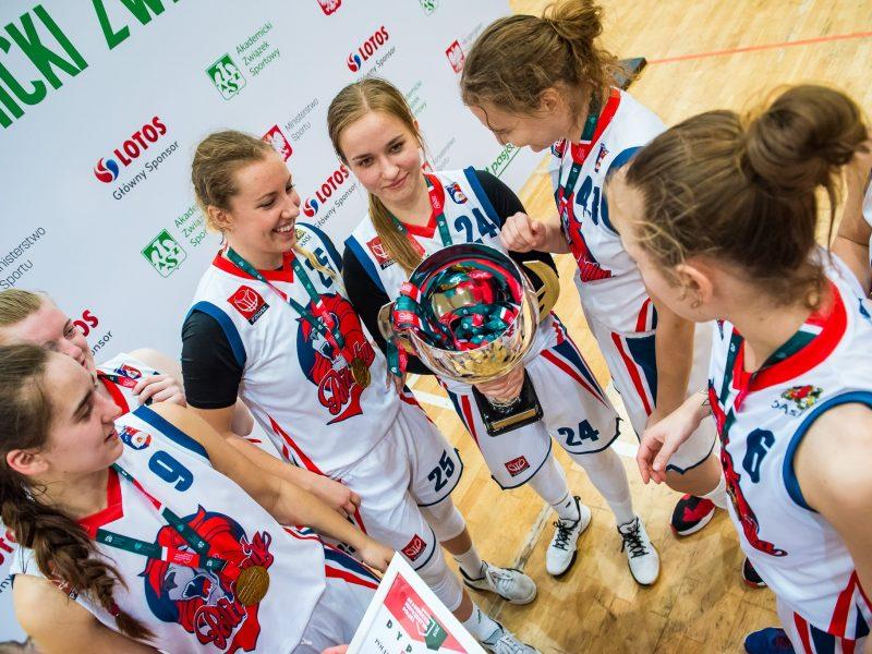 Akademickie Mistrzostwa Polski w Koszykówce Kobiet