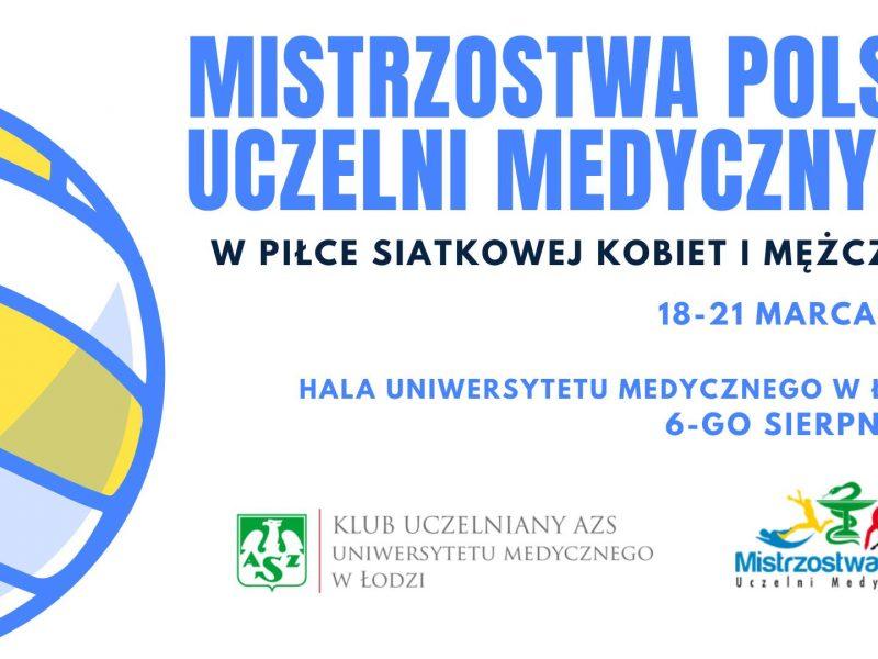 Akademickie Mistrzostwa Polski Uczelni Medycznych w siatkówce